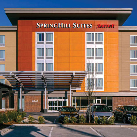 SpringHill Suites Marriot
