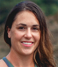 ATHLETICS HALL OF FAME, WOMEN'S ROWING LINDSAY EVELYN MANN-KING ('07)