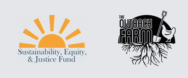 Sustainability Equity Fund and Outback Farm logos