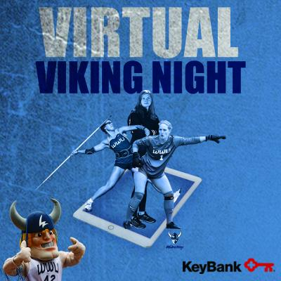 Virtual Viking Night brought to you by KeyBank